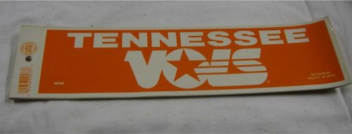 Tennessee Volunteers Aufkleber