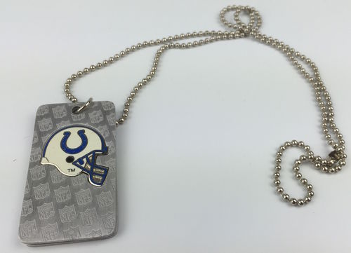 Indianapolis Colts Dogtag