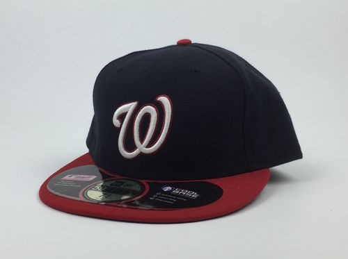 Washington Nationals MLB on Field New Era 59Fifty