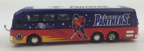 Florida Panthers Miniatur Bus