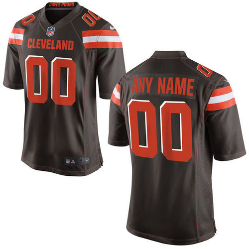 Cleveland Browns NFL Custom (Personalisiert) Jersey