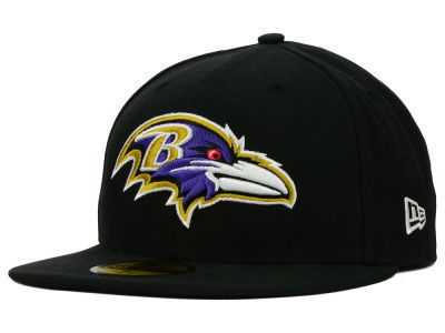 Baltimore Ravens NFL On Field New Era 59Fifty