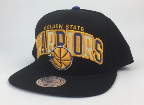 Golden State Warriors Reflective Tri Pop Snapback