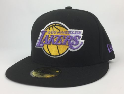 Los Angeles Lakers NBA Hardwood Classics New Era 59Fifty