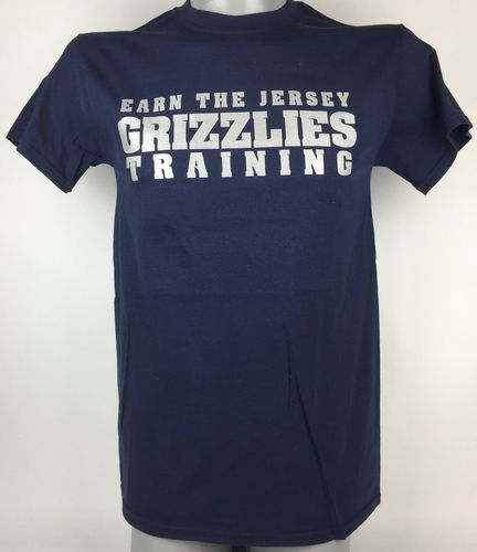 "Hannover Grizzlies ""Earn The Jersey"" T-Shirt navy"