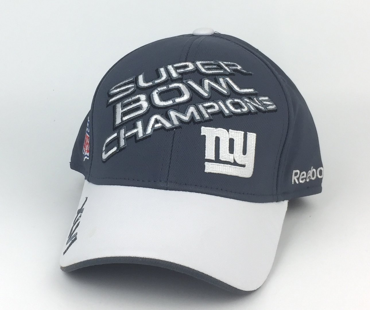 New York Giants Super Bowl Xlvi Champions Cap