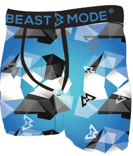 Beast Mode Underwear Explosive Blue