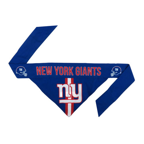 New York Giants Hund Bandana