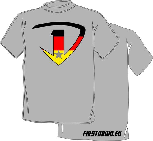 First Gear Team Germany Tee