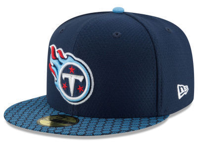Tennessee Titans NFL Sideline 2017 New Era 59Fifty