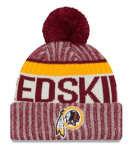 Washington Redskins NFL On Field 2017 New Era Knit