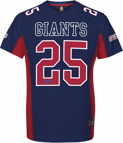 New York Giants Moro Mesh Jersey T-Shirt