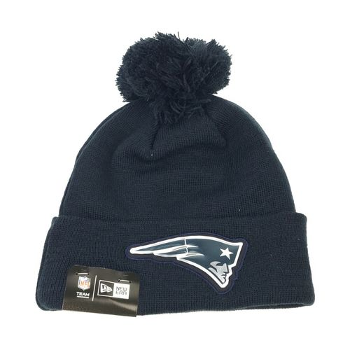 New England Patriots Logo Shine New Era Knit