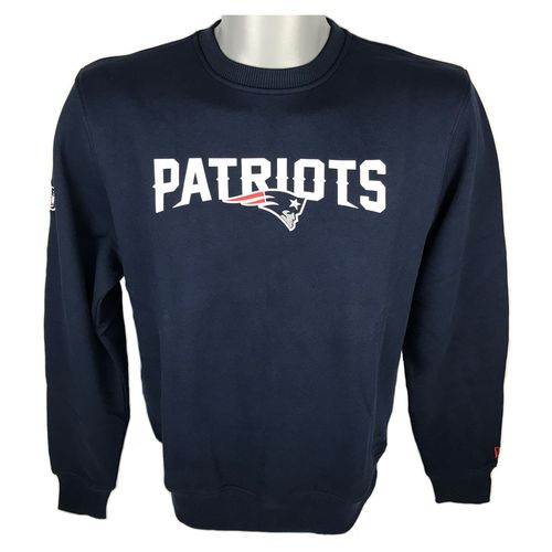 New England Patriots Team Apparel Crew Neck