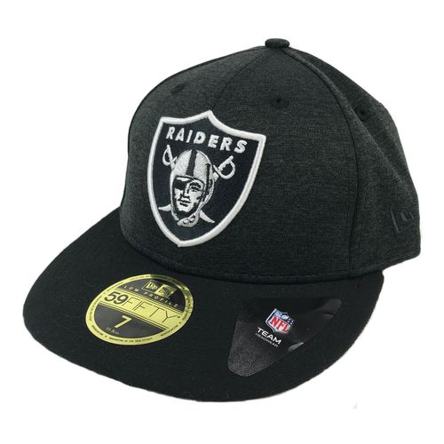 Oakland Raiders Shadow Tech New Era 59Fifty Low Profile