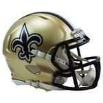 New Orleans Saints Minihelm