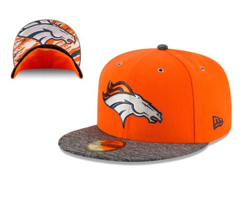 Denver Broncos 2016 NFL Draft New Era 59Fifty