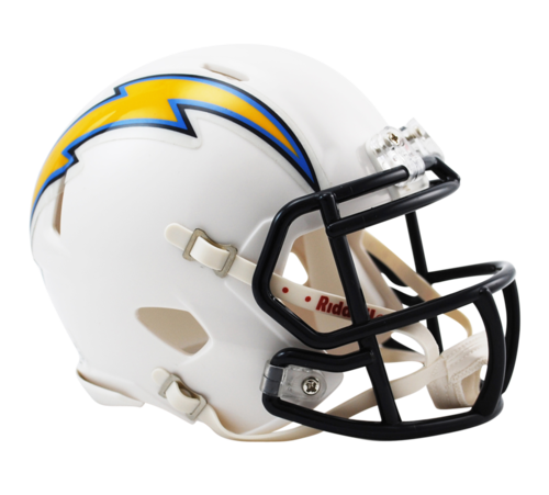 San Diego Chargers Minihelm