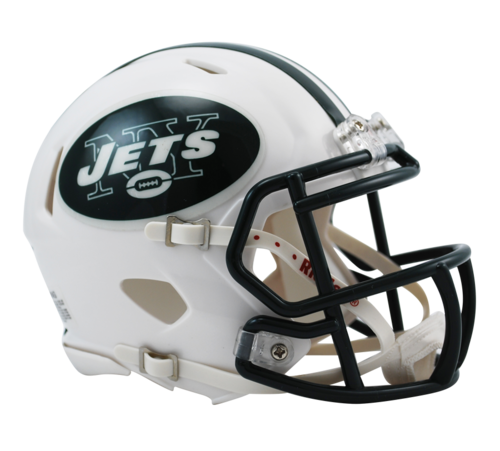 New York Jets Minihelm