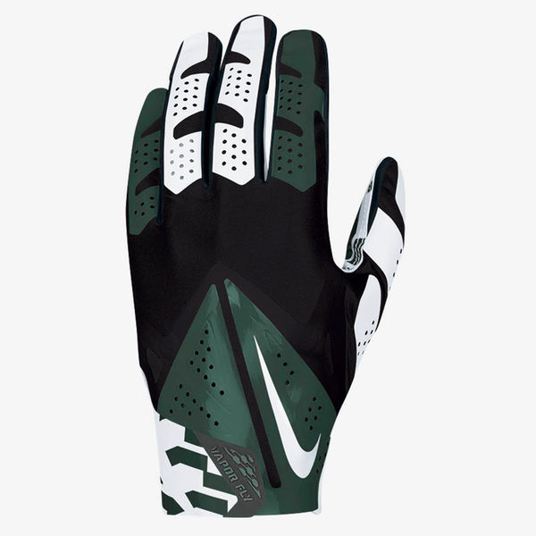 nike vapor fly on field new york jets team gloves handschuhe. Black Bedroom Furniture Sets. Home Design Ideas