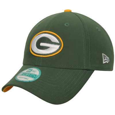 Green Bay Packers The League New Era 9Forty