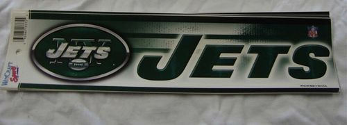 New York Jets Aufkleber 2