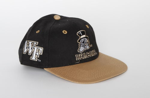 Wake Forest Demon Deacons Covee Flat Cap