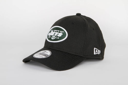 New York Jets Black Base New Era 39Thirty