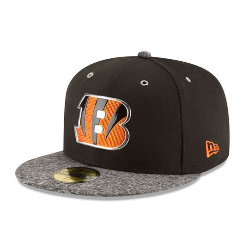 Cincinnati Bengals NFL Draft 2016 New Era 59Fifty