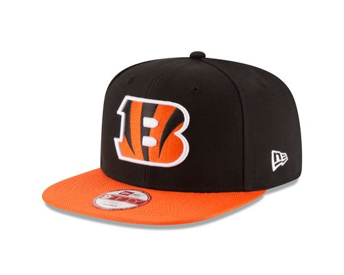 Cincinnati Bengals 2016 NFL Sideline New Era 9Fifty