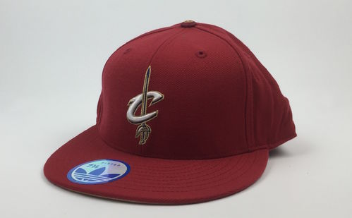 Cleveland Cavaliers NBA Adidas Fitted Cap