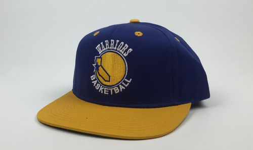 Golden State Warriors Adidas 2-Tone Snapback