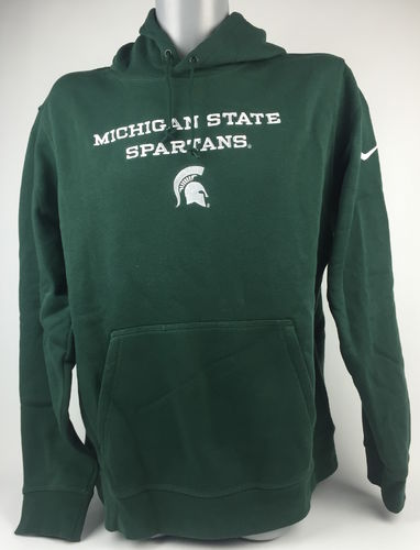 Michigan State Spartans Nike Performance Hoodie