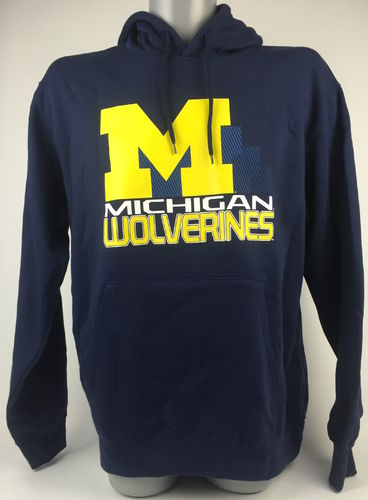 Michigan Wolverines Majestic Hoodie