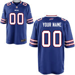Buffalo Bills NFL Custom (Personalisiert) Jersey