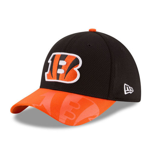 Cincinnati Bengals 2016 NFL Sideline New Era 39Thirty