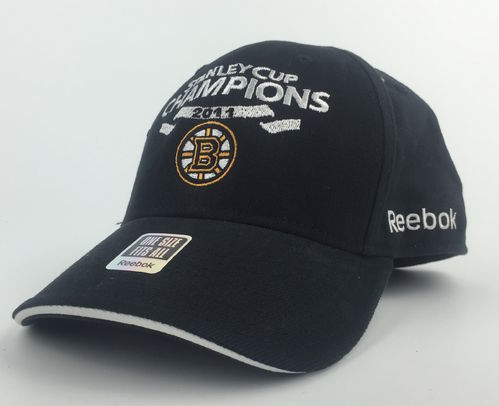 Boston Bruins Reebok Champions 2011 OSFA