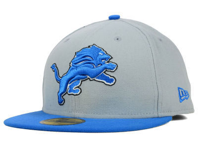 Detroit Lions NFL On Field New Era 59Fifty