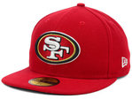 San Francisco 49ers NFL On Field New Era 59Fifty