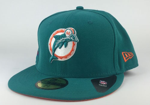 Miami Dolphins Super Bowl VII New Era 59Fifty