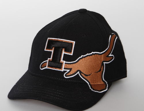 Texas Longhorns Zephyr Fitted
