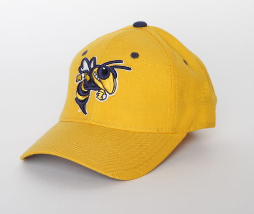 Georgia Tech Yellow Jackets Zephyr Fitted Youth
