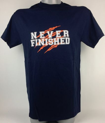 "Hannover Grizzlies T-Shirt ""Never Finished"""