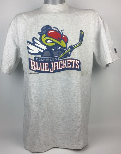 Columbus Blue Jackets Bulletin Athletic T-Shirt