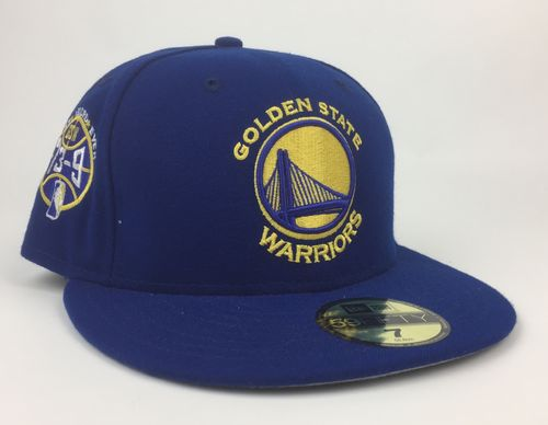 Golden State Warriors NBA GSW 73-9 Collection New Era 59Fifty
