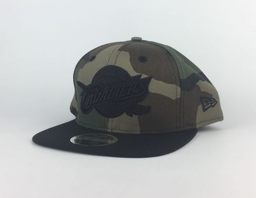 Cleveland Cavaliers Camo New Era 9Fifty