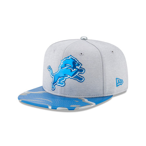 Detroit Lions Draft NFL On Stage 2017 New Era 9Fifty