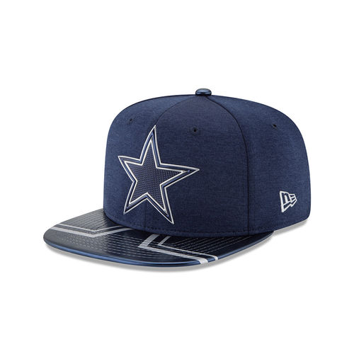 Dallas Cowboys Draft NFL On Stage 2017 New Era 9Fifty