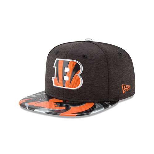 Cincinnati Bengals Draft NFL On Stage 2017 New Era 9Fifty
