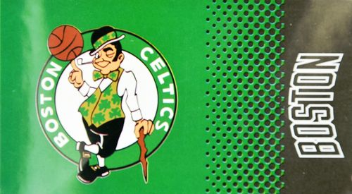Boston Celtics NBA Flagge